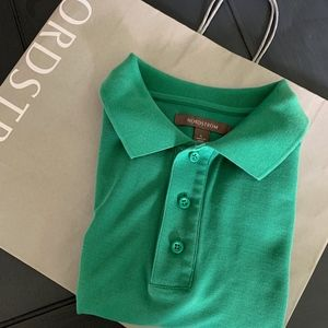 Green Polo Shirt from Nordstrom